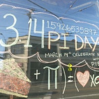 Photo taken at High 5 Pie by Rand F. on 3/10/2013