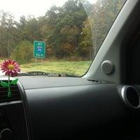 Photo taken at I-26 & I-385 by Lauren F. on 10/28/2012