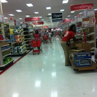 Photo taken at Target by Lauren F. on 9/16/2012