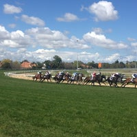 Photo taken at Caulfield Racecourse by Sarah S. on 10/13/2012