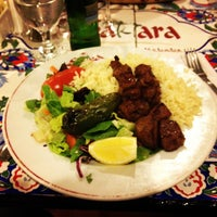 Photo taken at Sahara Restaurant by KBOOGIE B. on 5/12/2013