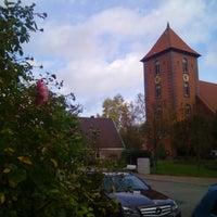 Photo taken at Preetz by Daniel N. on 10/10/2017