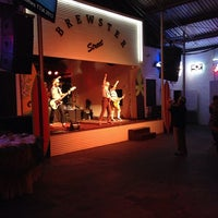 Photo taken at Brewster Street Icehouse by Dan D. on 9/23/2013