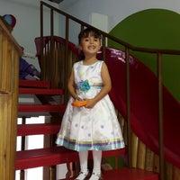 Photo taken at Monkibu by Juan Diego C. on 6/8/2014