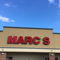 Photo taken at Marc's Stores by Susan E. on 11/4/2016