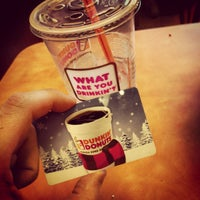 Photo taken at Dunkin' Donuts by Joel on 7/17/2013