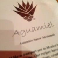 Photo taken at Aguamiel by Michael L. on 11/10/2012