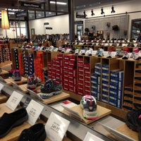 Photo taken at DSW Designer Shoe Warehouse by Michael L. on 10/6/2012