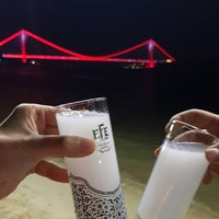 Foto tomada en Balıkçı İlyas usta -Altınkum www.balikciilyasusta.com por Ruken B. el 9/13/2017