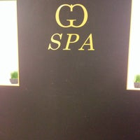 Photo taken at L'Instant Spa by yurda k. on 4/25/2016