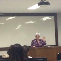 Photo taken at Academia Brasileira de Direito Constitucional by Andreza Caroline T. on 11/12/2015