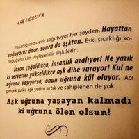 Photo taken at Kitapçı by Fatih .. on 11/13/2014