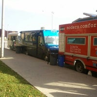 Photo taken at IGCN Senate Avenue Garage by scratchtruck on 10/18/2012