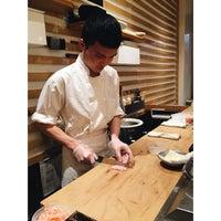 Photo taken at Fish Market Sushi Bar by Phyllis L. on 12/20/2014
