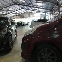 Photo taken at Perodua Sales & Service Center by Nurul N. on 6/8/2017