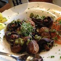 """Photo taken at Rosi's Restaurant """"Schinderhannes"""" by Richard C. on 4/23/2013"""