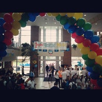 Photo taken at HUB-Robeson Center by KG on 11/7/2012