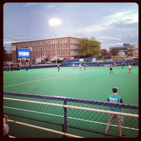 Photo taken at Field Hockey Complex by KG on 10/23/2012
