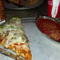 Photo taken at Fellini's Pizza by Happy J. S. on 11/14/2012