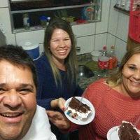 Photo taken at Sociedade Amigos da Ponte Rasa by Michel                     Beta Lab B. on 5/27/2015