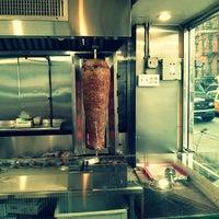 Photo taken at Bereket Turkish Kebab House by Maksim A. on 1/9/2013