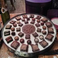 Photo taken at Vosges Haut Chocolat by Maksim A. on 1/3/2013
