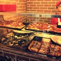 Photo taken at Prince Street Pizza by Maksim A. on 1/14/2013