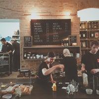 Photo taken at distrikt COFFEE by Nenad S. on 5/2/2015