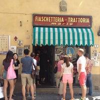 Das Foto wurde bei Fiaschetteria Trattoria Mario von Sarah O. am 7/16/2013 aufgenommen