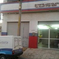 Photo taken at Cortela - Ind de Entretelas by Emerson F. on 10/16/2014