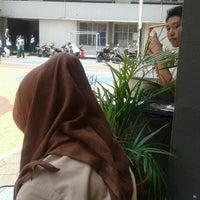 Photo taken at SMA Kartika Siliwangi 1 Bandung by Laela N. on 10/4/2012