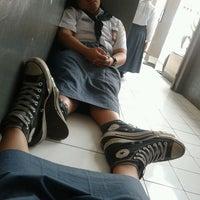 Photo taken at SMA Kartika Siliwangi 1 Bandung by Laela N. on 10/17/2012