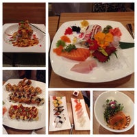 Photo taken at Bluefins Sushi and Sake Bar by Bluefins Sushi and Sake Bar on 10/14/2014