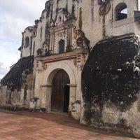 Photo taken at Iglesia La Ermita by FREDDY S. on 10/25/2014