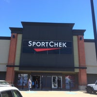 Photo taken at Sport Chek Southpark Centre by Alfredo P. on 7/24/2016