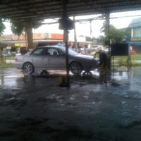 Photo taken at M2 Car Wash by Azid Z. on 11/14/2012
