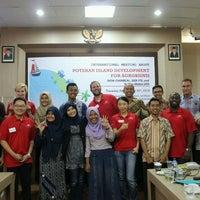 Photo taken at Institut Teknologi Sepuluh Nopember (ITS) by Epri P. on 10/1/2015