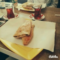 Photo taken at Öz Simit Pide by Gizem Ü. on 10/15/2015