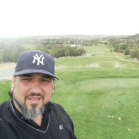 Photo taken at Pinon Hills Golf Course - PRCA by GiovanniCLT on 5/11/2016