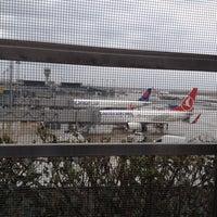 Photo taken at Domestic Terminal Departure by Ali Burak Ç. on 2/11/2016