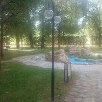 Photo taken at Saygınkent Bahçe by Merve H. on 6/25/2016