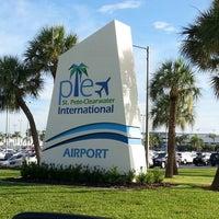 St Petersburg Clearwater International Airport Pie