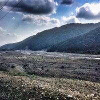 Photo taken at Qabala Gamarvan by Emin Q. on 7/23/2015
