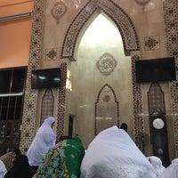 Photo taken at Masjid Al Hidayah by Nadya F. on 6/2/2018