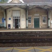 Photo taken at Beeston Railway Station (BEE) by Antony O. on 5/20/2015
