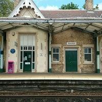 Photo taken at Beeston Railway Station (BEE) by Antony O. on 5/26/2015