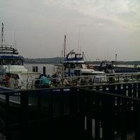 7/13/2013에 daisuke n.님이 金沢八景 忠彦丸 釣船・釣宿에서 찍은 사진