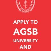 Photo taken at AGSB University by AGSB University on 11/3/2014