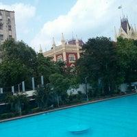 Photo taken at Calcutta Swimming Club by Deep K. on 5/18/2013