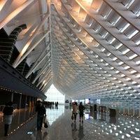 Photo taken at Taiwan Taoyuan International Airport (TPE) by Miranda Y. on 1/24/2013